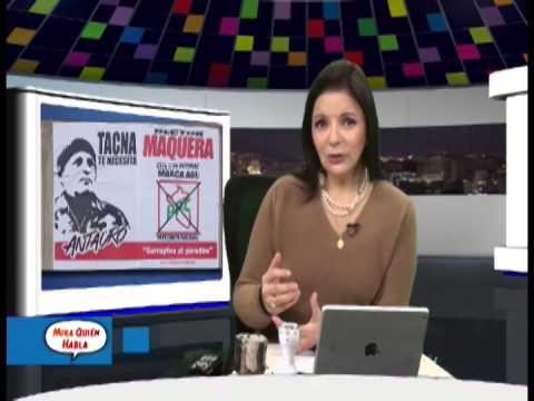 Mira Quién Habla - SEP 26 - Parte 2/7 - PREOCUPA EL CANDIDATO A TACNA POR EL PPC