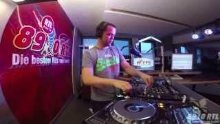 89.0 RTL In The Mix mit DJ C-Ro