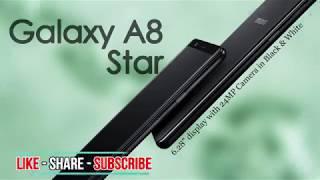 Samsung Galaxy A8 Star | Gadgets News in Tamil