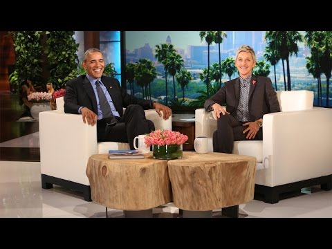 President Obama and Ellen Discuss the Road to Equality