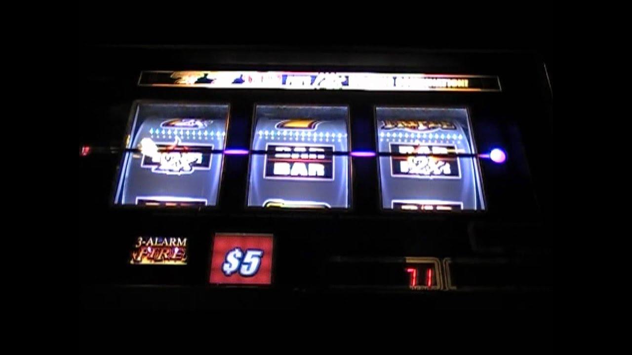 3 Alarm Fire Slot Machine
