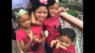 Our Disney Christmas