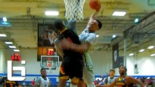 Dunk Of The Year? Trevon Duval NASTY POSTER!