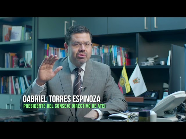 Palabras de Gabriel Torres Espinoza, Presidente de ATEI, para la XXXIII edición de #TVMorfosis.