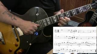 Watermelon Man - guitar cover - Yvan Jacques