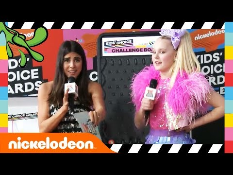 JoJo Siwa, Brooklyn & Bailey, Johnny Orlando & More @ KCA 2018: Orange Carpet Pre-Show | Nick