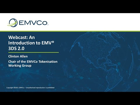 EMV 3DS 2.0 Webcast