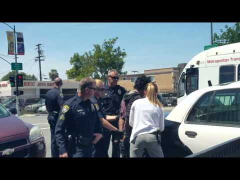 Copwatch | SDPD Cover Now Call, Resisting Arrest 5/3/16