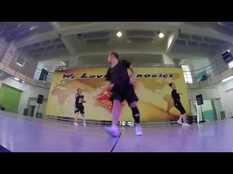 Dance Aerobic Christos Gabriel (Taiwan)
