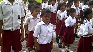 Lagu: Tobbou Mentawai oleh siswa SD Sotboyak Siberut Mentawai