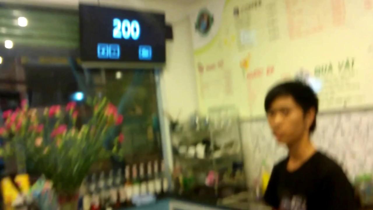 [ Ơ-ric ] Quay số trúng thưởng giải đặc biệt – Ơ ric coffee 188 Vườn Lài, P Tân Thành, Q Tân Phú