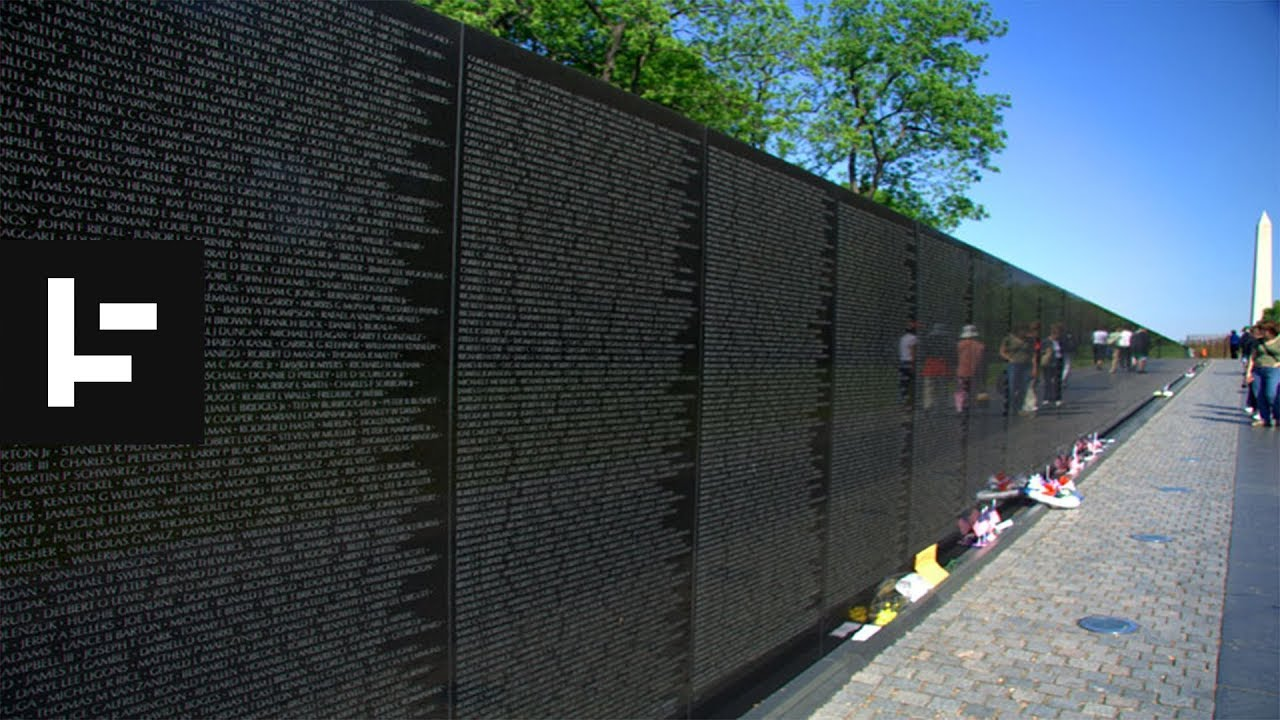 Beautiful The 21 Year Old Who Designed The Vietnam Veterans Memorial