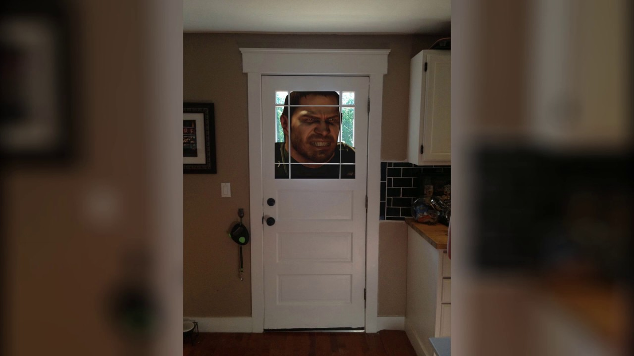 Chris At Your Door Attempting To Make Leon Reproduce Claire Asmr Roleplay