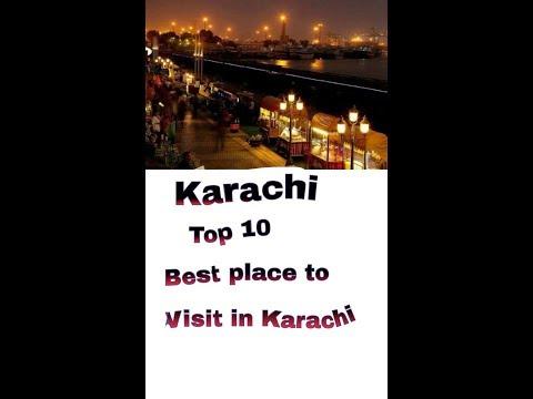 karachi dating place