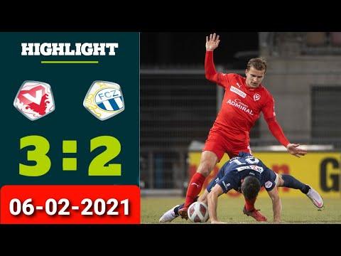 Vaduz Zurich Goals And Highlights