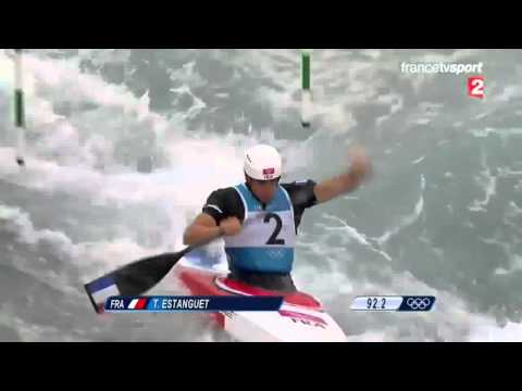 JO 2012 Tony Estanguet Finale France 2