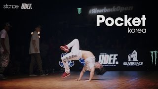 Pocket na Silverback 2016