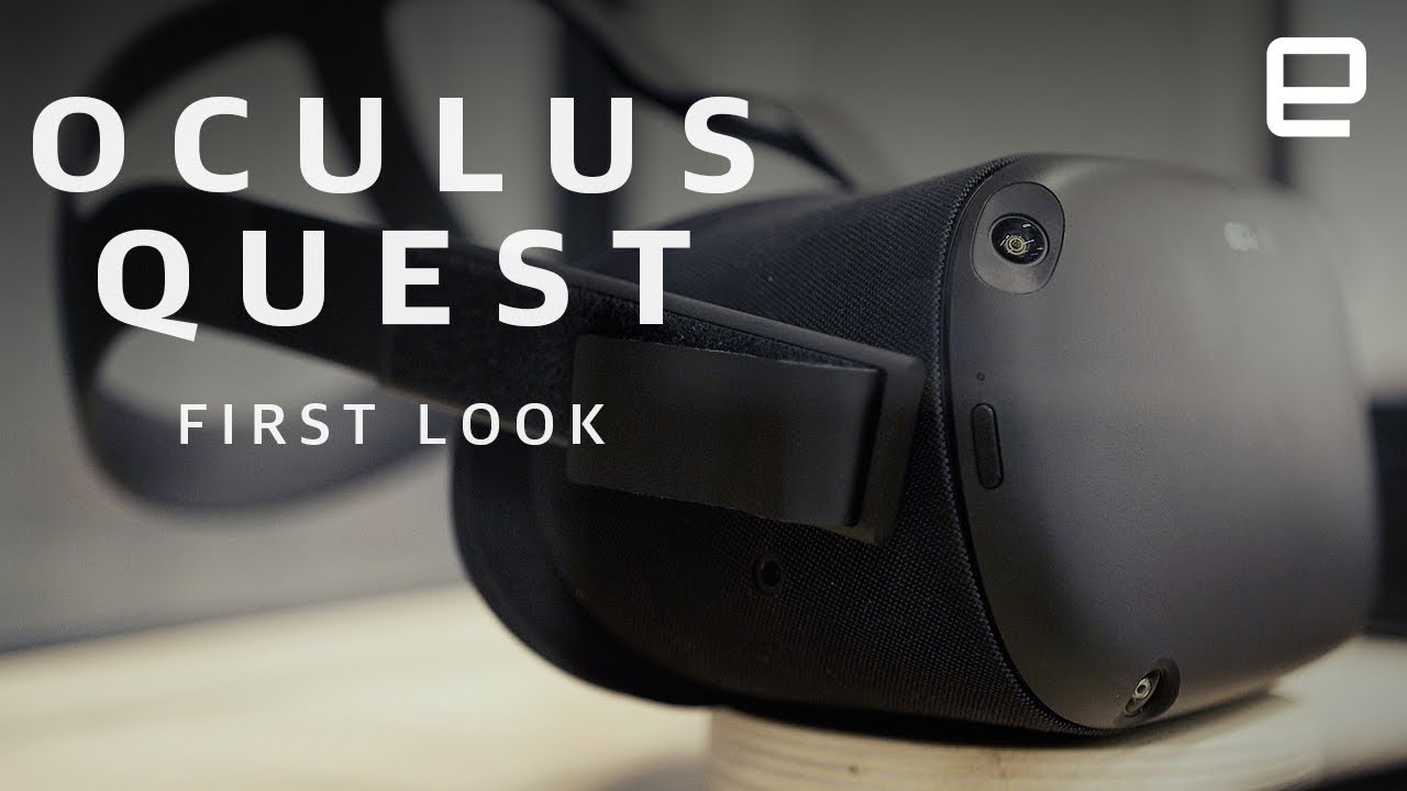 Oculus Quest First Look