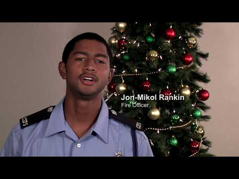 Cayman Islands Fire Service Holiday Entertaining Tips 2017