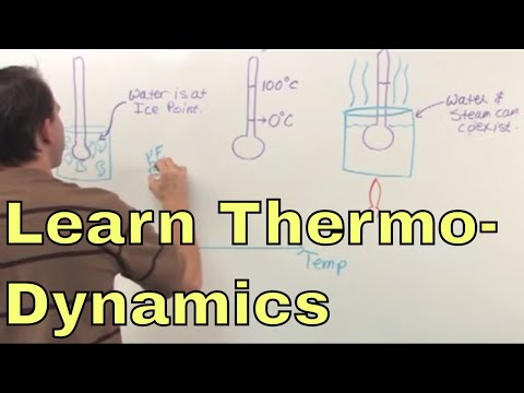01 - Thermometers And Temperature Scales (Thermodynamics Physics Tutor)