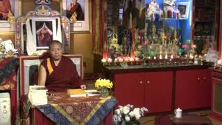Lamrim Teaching with Geshe Ngawang Tenley - 2016-04-17