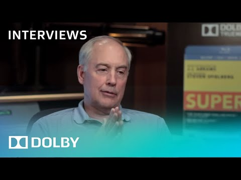 Super 8 - Ben Burtt Offers Advice To Aspiring Sound Designers | Interview | Dolby