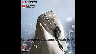 Gambar cover Hijrah muslimah || Rossa_ Hijrah Cinta