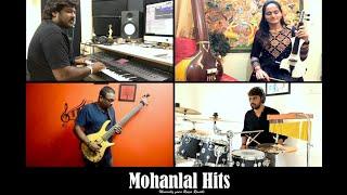 Mohanlal Hits   Instrumental Medley   Roopa Revathi   O N V Kurupu