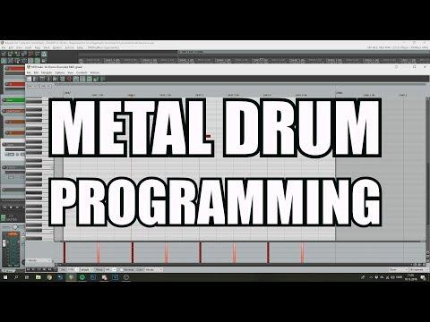 Metal Drum Programming Tutorial (Full Song) // REAPER // Superior Drummer 3.0