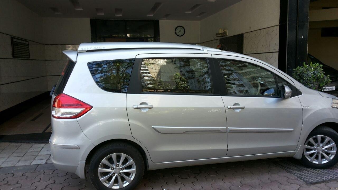 Ertiga Luggage Carrier Car Accessories Car Accessories Modified