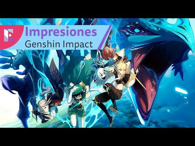 Genshin Impact - Impresiones