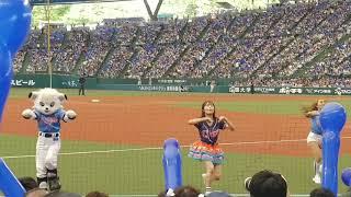 5月26日(日) ライオンズVSファイターズ ウーマンフェスタ 惣田紗莉渚...
