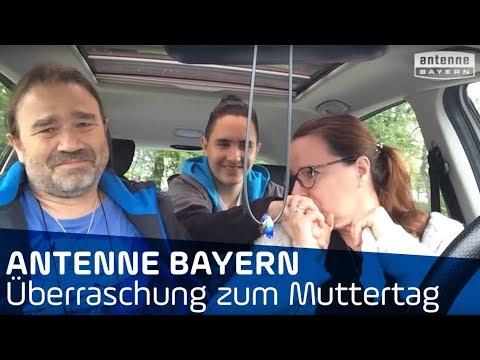 Überraschung zum Muttertag | Autistischer Junge bedankt sich bei seiner Mama | ANTENNE BAYERN