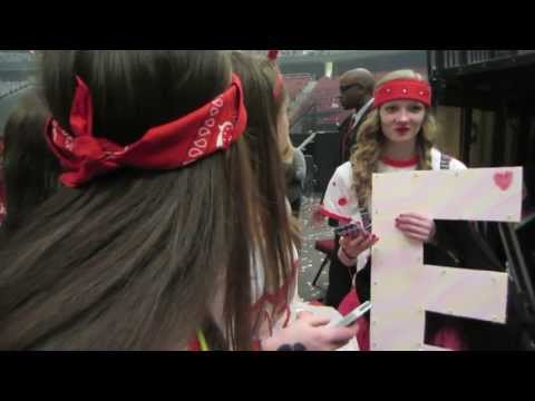 3/28 Club Red and Red Tour Concert Experience- Our Unedited Footage