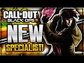 "NEW SPECIALIST ABILITY LEAKED! ""BLACKJACK"" NEW SPECIALIST ABILITY! (BO3 NEW SPECIALIST DLC)"
