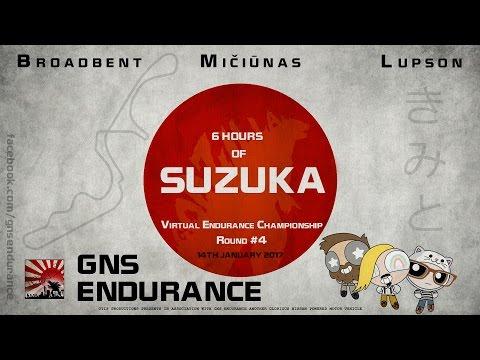 Virtual Endurance Championship - Round 4: Suzuka (Race Finish)