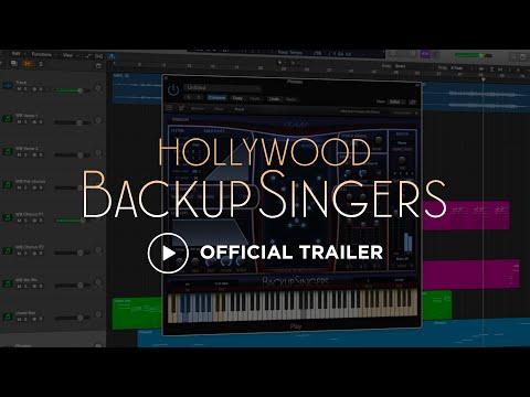 EastWest Hollywood Backup Singers Trailer