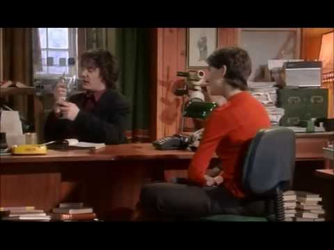 Black Books: 'This is fantastic.'