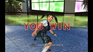 Tekken 4: Ling Xiaoyu Arcade Mode Playthrough (3P outfit) [Playstation 2, 2001] thumbnail