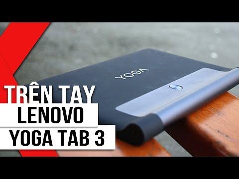FPT Shop -  Trên Tay Lenovo Yoga Tab 3: Máy Tính Bảng Tầm Trung đáng Mua