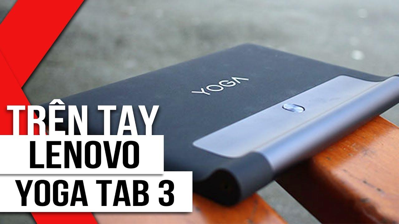FPT Shop –  Trên tay Lenovo Yoga Tab 3: Máy tính bảng tầm trung đáng mua
