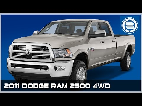 "2011 Dodge Ram 2500 | 2.5"" Front Leveling Kit Install Tutorial"