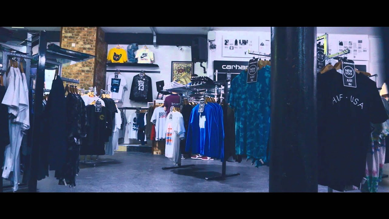 f467dd0919d5e3 ARKiVE Clothing - A Look Inside - YouTube