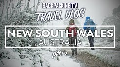 Hiking Mount Kosciuszko in a Blizzard | Backpacking Australia, Episode 2