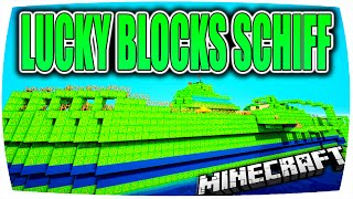 LUCKY BLOCKS CALL OF DUTY SCHIFF - ULTRA KRASSE DELTA AXT ENTDECKT!!