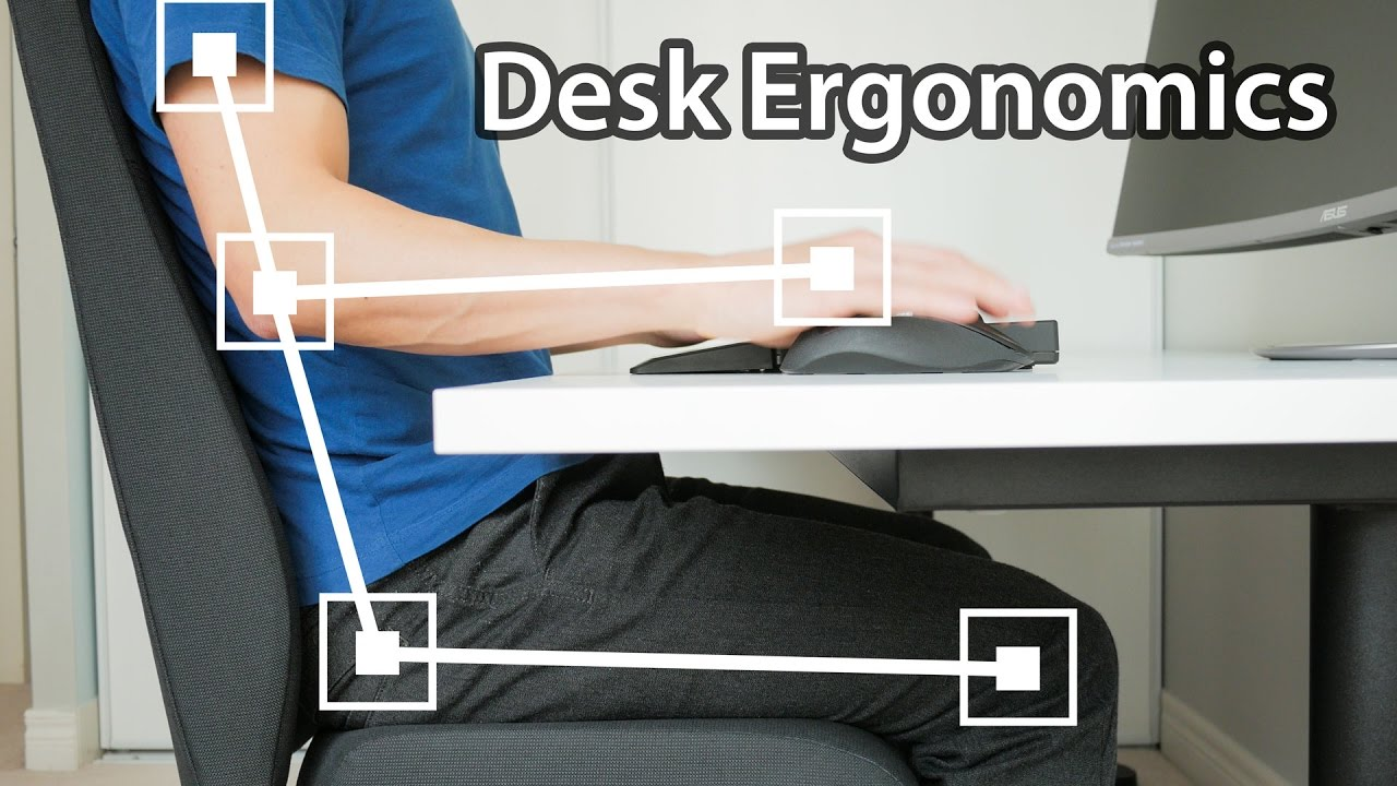 5 Ways Youre Sitting Wrong at Your Desk  Computer Desk