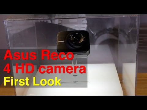 Asus Reco 4 HD Camera First Look | Digit.in