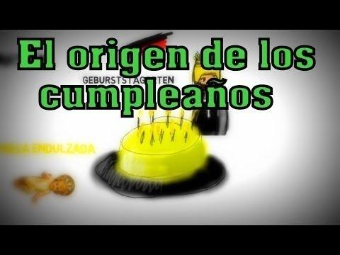 EL ORIGEN PAGANO DE CELEBRAR CUMPLEAÑOS 1 2