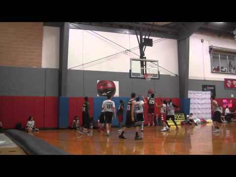 Team7 125 Quran Mitchell Beach Channel High School NY 6'1 140 2015 Unlisted