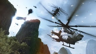 Air Superiority Sundays:Episode 6 Perilous Air Warfare(Battlefield 4 Gameplay)
